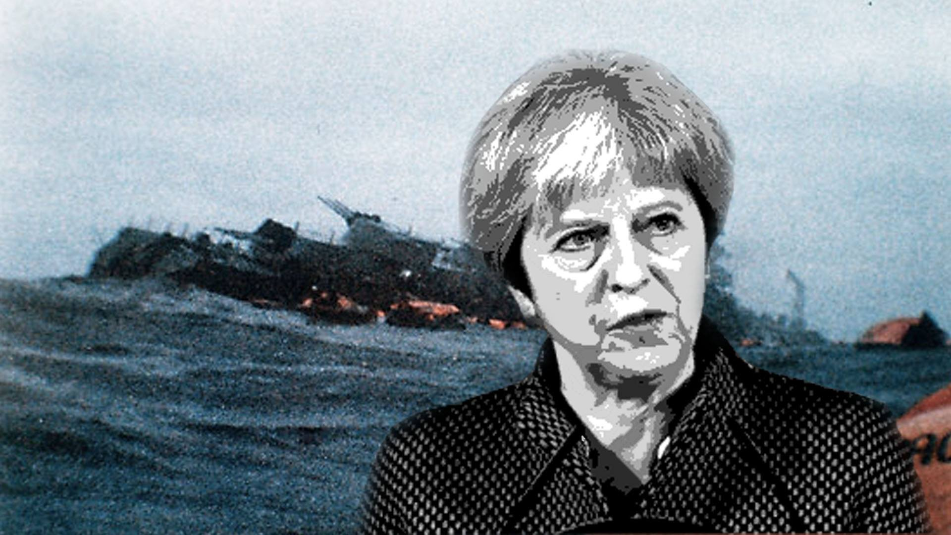 Could Syria be May's Falklands moment?