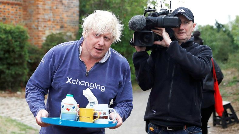 Boris may have won over the media, but don't let him fool anyone else