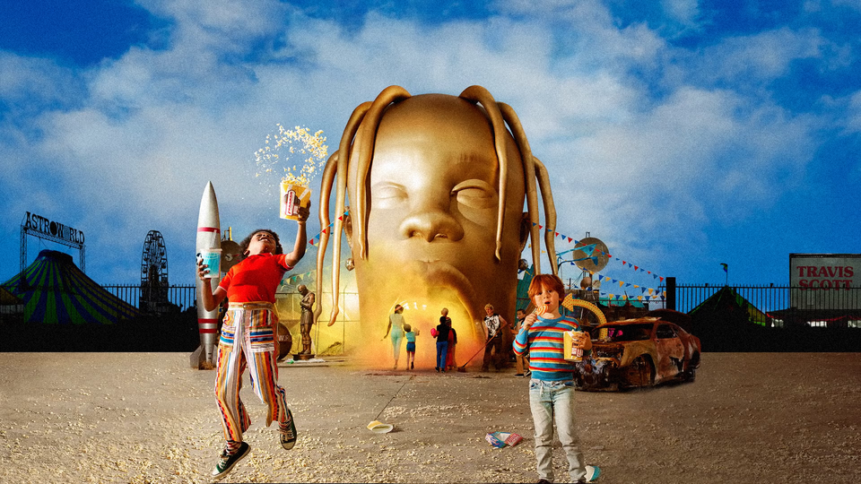 <strong></strong>Album of the Week: ASTROWORLD