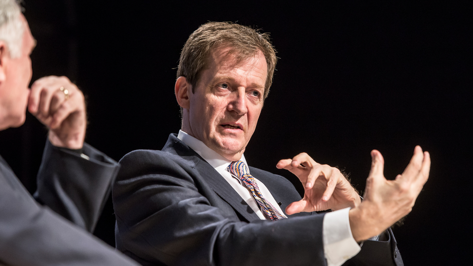 """<strong></strong>""""The Brexit that was promised cannot be delivered"""": Alastair Campbell talks exclusively to The Slant"""
