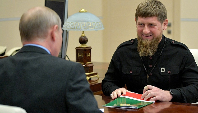 <strong></strong>With the arrest of a prominent activist, the Chechnya leader further erodes Human Rights