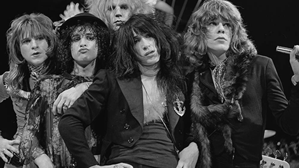 <strong></strong>Josef's Jukebox — 'New York Dolls' by The New York Dolls